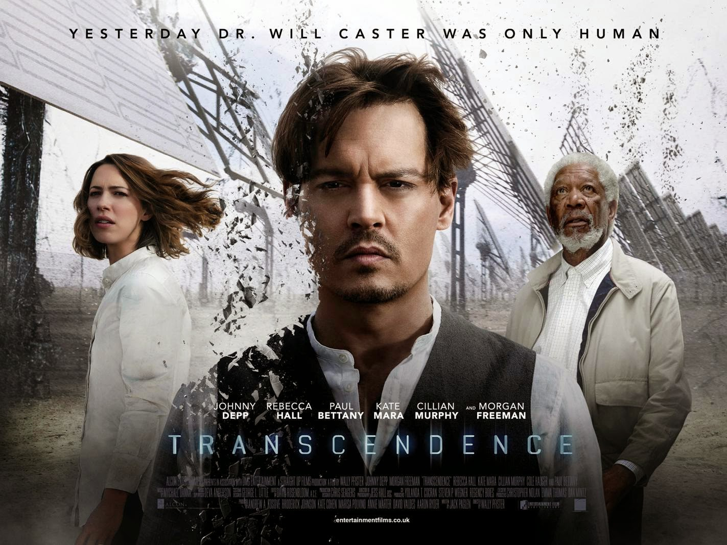 Transcendence Movie Features Real Upcoming Technologies