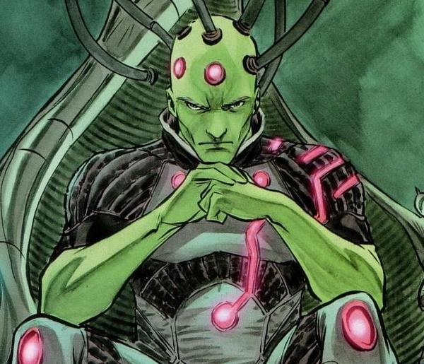 Image result for brainiac comics